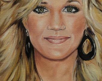 Carrie Underwood by Dyanne Parker