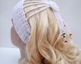 Ear warmer, Crochet Headband, Women Headband, headwrap