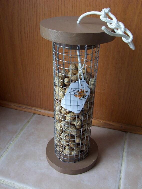 Peanut Bird Feeder
