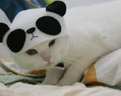 Cute Panda Hat for Cats (Speical made for member Urbancats)