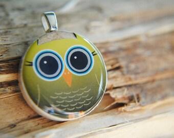 Chubby Owl Olive