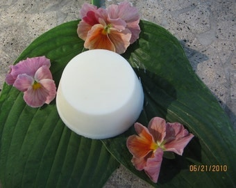 Solid Lotion Bar - Peppermint