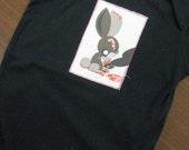 Zombie bunny bodysuit