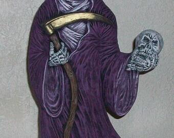 Ceramic Grim Reaper Large