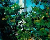 St Simons Lilghthouse painting