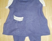 Cashmere Baby Dress and Longies Set