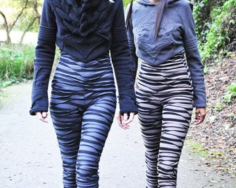 HOLIDAY SALE  - Zebra Legging  -