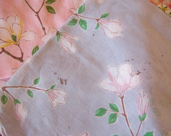 two sweet vintage hankies