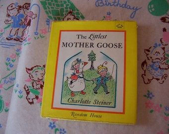 the littlest mother goose