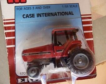 1986 case international ertl toy tractor