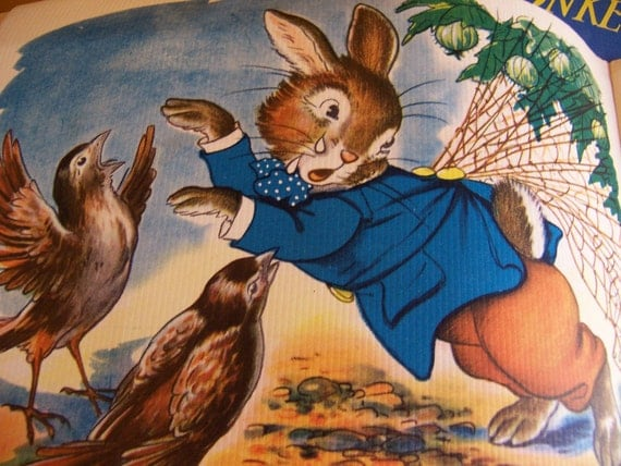 1937 the tale of peter rabbit
