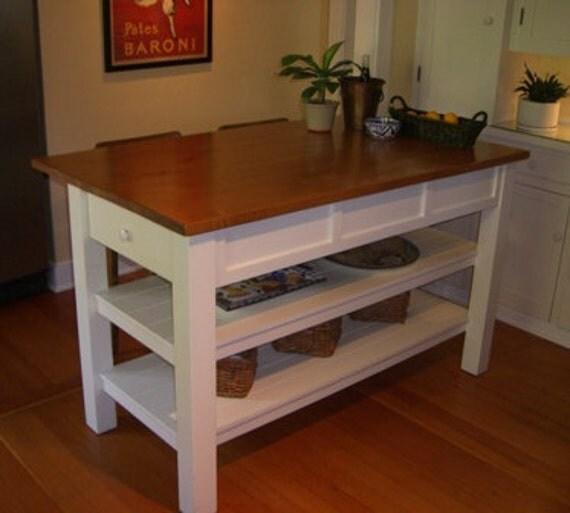 handcrafted kitchen island solid wood by borboletadecors best solid oak kitchen island for kitchen design kitchen