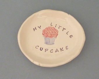 My little cupcake dish
