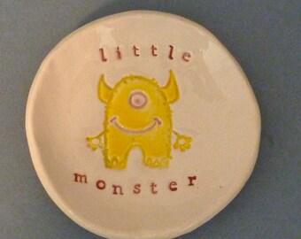 Little monster dish