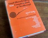 Vintage Good Housekeeping New Complete Book of Needlecraft 1971