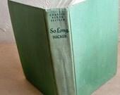 So Long Sucker by Charles Alden Seltzer