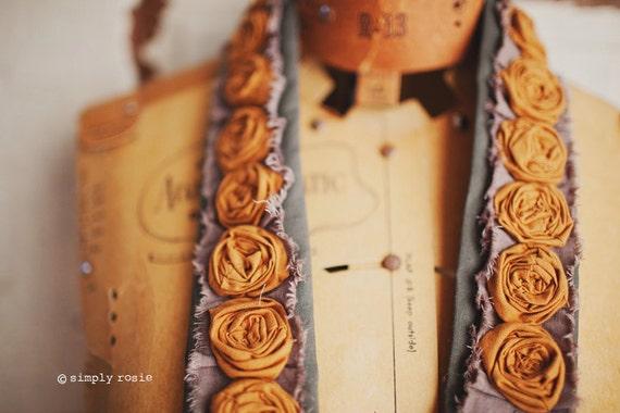 rosette camera strap cover