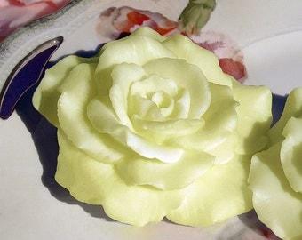 Honeysuckle Soap Rose