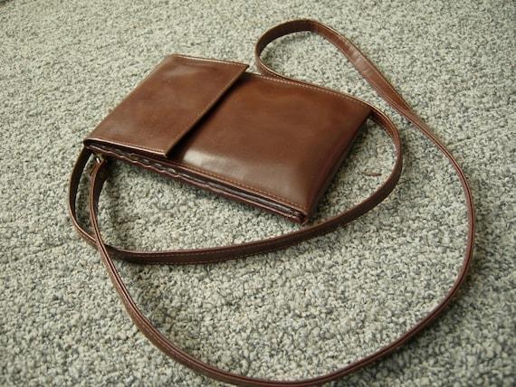 Vintage Fold-out Purse Wallet