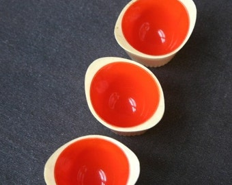 Eye baths maybe. More likely egg cups. SALES