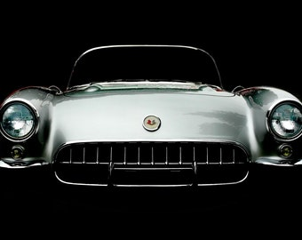 Vintage Classic 1957 Corvette photo