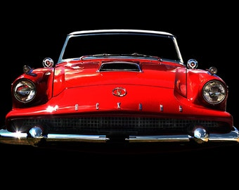 Vintage Classic 1958 Packard Hawk photo