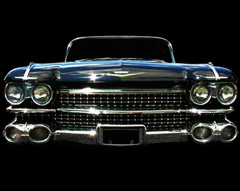 Vintage Classic 1959 Cadillac Eldo photo