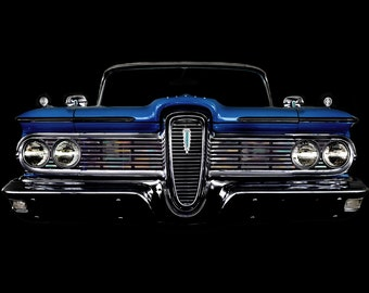 Vintage Classic 1959 Edsel photo