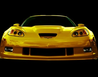 Classic 2009 Corvette photo