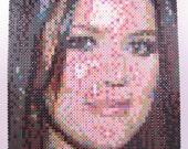 Perler Portrait - Khloe Kardashian - PORTFOLIO CLEARANCE!