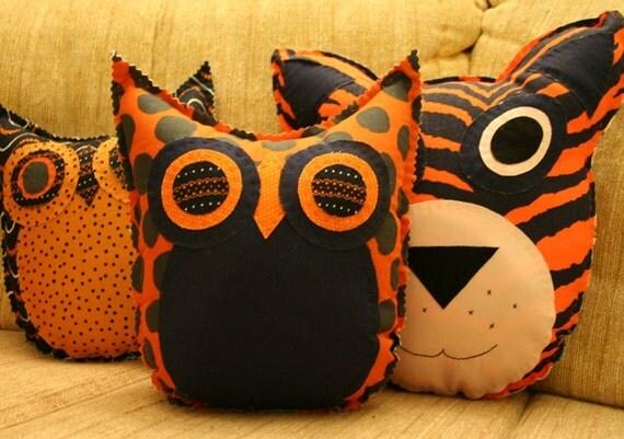 Dapple Orange Owl Friend