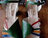 She's a Rainbow 1970s (Virgin Vintage) Platforms