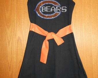Girl's Bears Dress