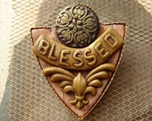Blessed brooch 1