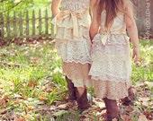 Anna- flower girl dress deposit 1
