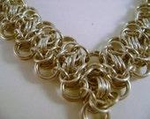 Fancy Byzantine Necklace
