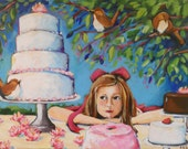 Cake Girl - Reserved for Swallowsamazons