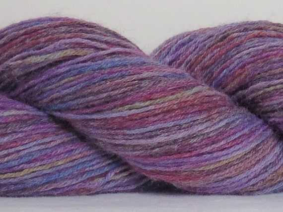 Multicolor Madness - Hand Dyed Fingering Weight Sock Yarn - Superwash Merino Bamboo Nylon