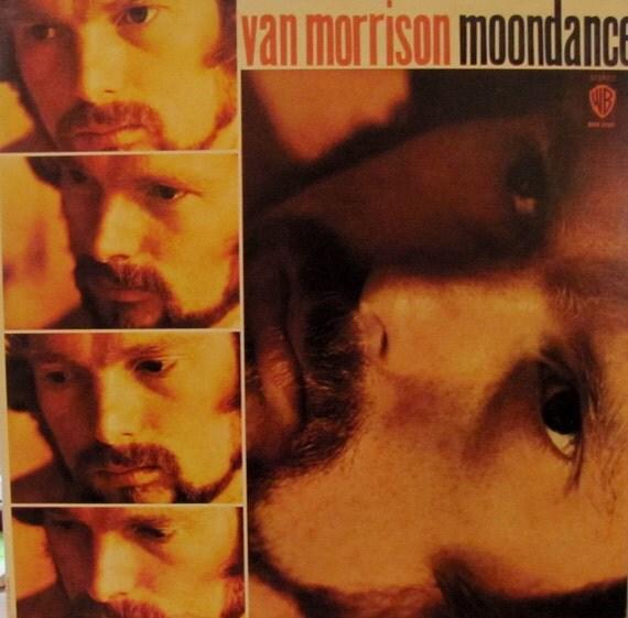 Van Morrison Moondance 1970 Original Pressing LP