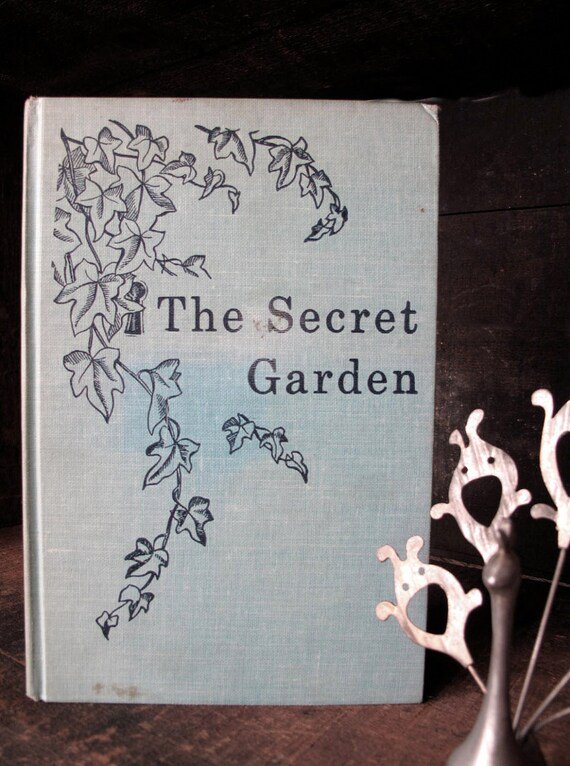 The Secret Garden Hardcover 1949