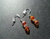 Simple Fire Earrings