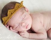 Download PDF crochet pattern - Crown
