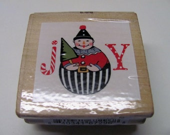New Joy Rubber Stamps, Joy Stamps, Joy Mounted Rubber Stamps