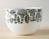 Vintage Kaj Franck Finel Mushroom Bowl