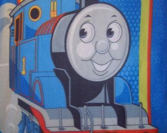 Thomas The Tank Train Fleece Throw Blanket Soft Warm Wall Hanging
