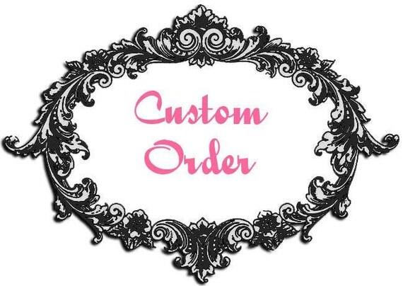 Custom lisitng for Kayla