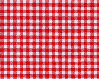 Round Oilcloth Tablecloth in Any Size any Gingham