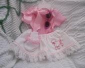 Cute 50's baby set