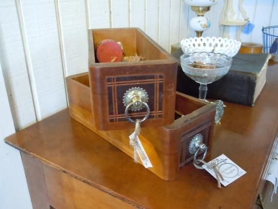 Old Sewing Machine Drawer