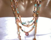 Clearance Sale 40 Off: Necklace Set Let Your Soul Glow Necklace & Earring Set